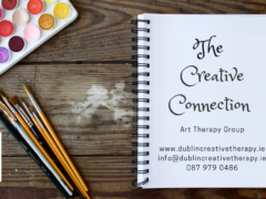 The Creative Connection Group Art Therapy Course